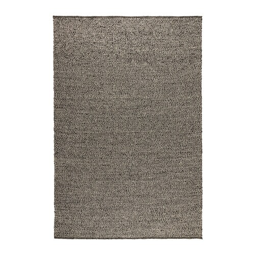 IKEA BASNÄS rug, flatwoven Easy to vacuum thanks to its flat surface.