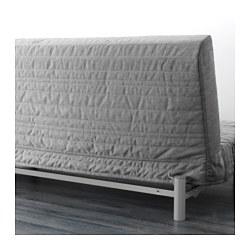 Beddinge l v s three seat sofa bed knisa light grey ikea - Divano letto ikea beddinge ...