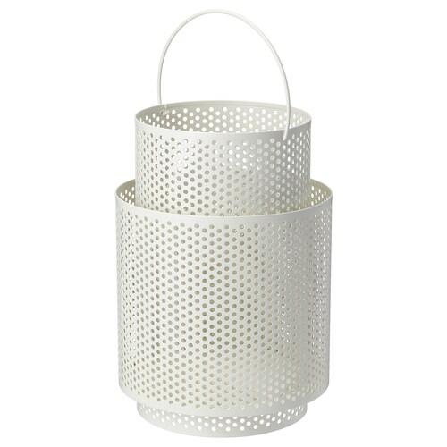 IKEA BEHÄRSKA Lantern for block candle