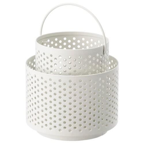 IKEA BEHÄRSKA Lantern for tealight