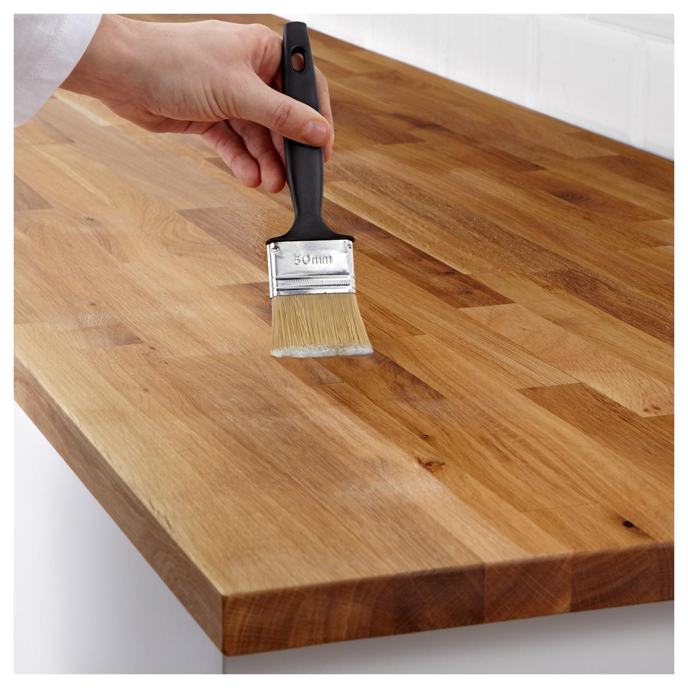 BEHANDLA Wood treatment oil, indoor use - IKEA