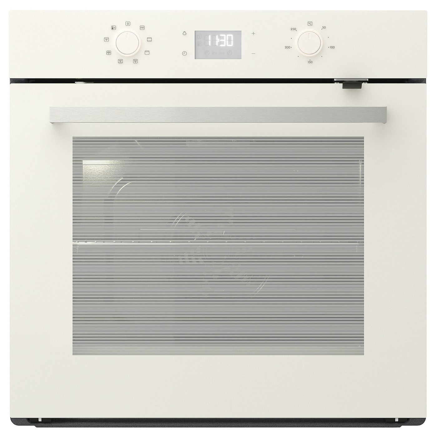 IKEA BEJUBLAD forced air oven 5 year guarantee. Read about the terms in the guarantee brochure.