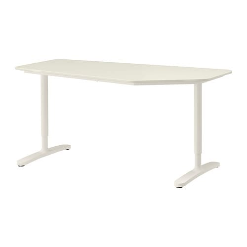 IKEA BEKANT 5-sided desk 10 year guarantee. Read about the terms in the guarantee brochure.