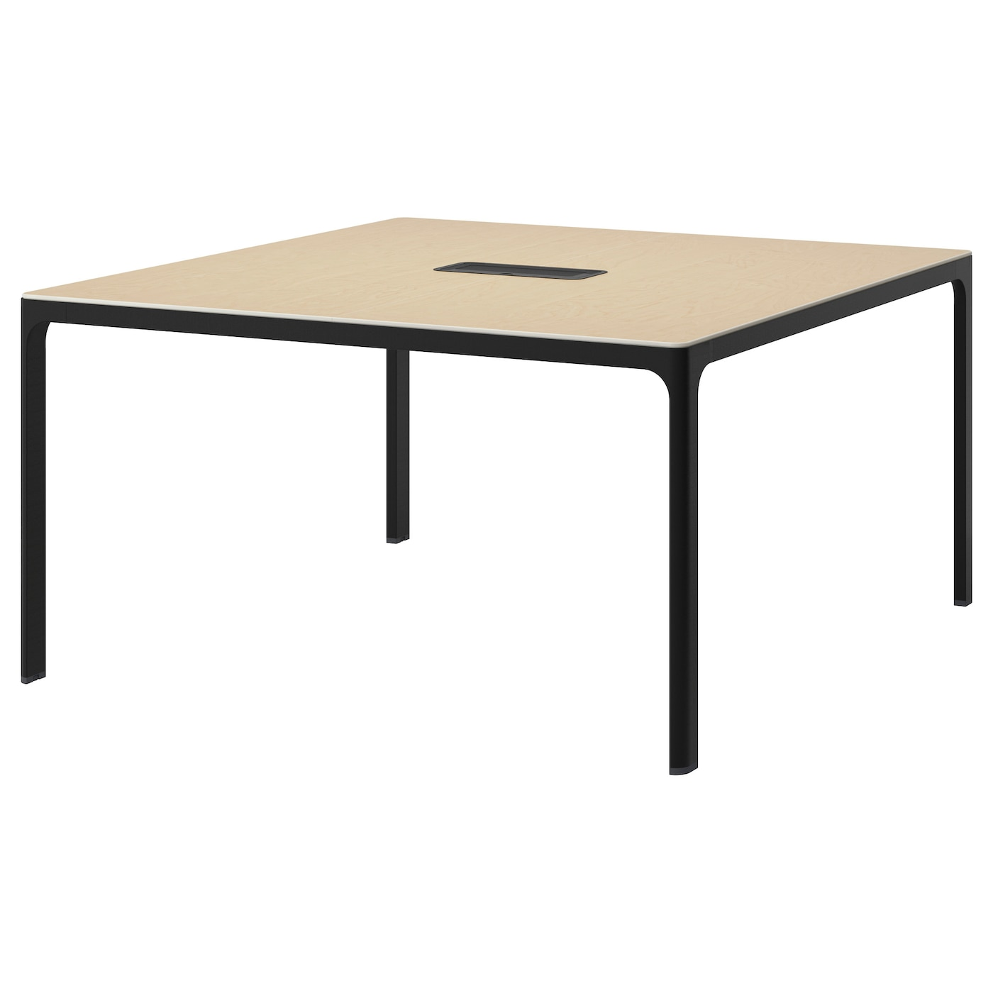 Wonderful IKEA BEKANT Conference Table 10 Year Guarantee. Read About The Terms In The  Guarantee Brochure