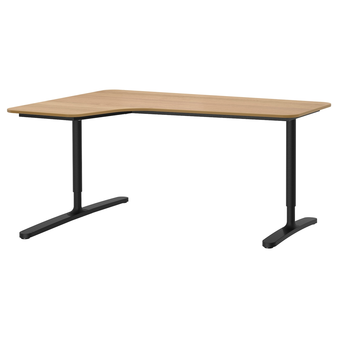 IKEA BEKANT corner desk left 10 year guarantee. Read about the terms in the guarantee brochure.