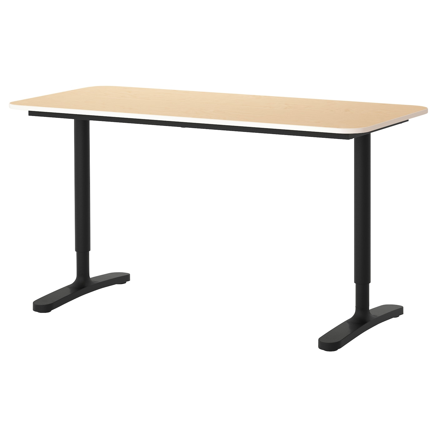 IKEA BEKANT desk 10 year guarantee. Read about the terms in the guarantee brochure.