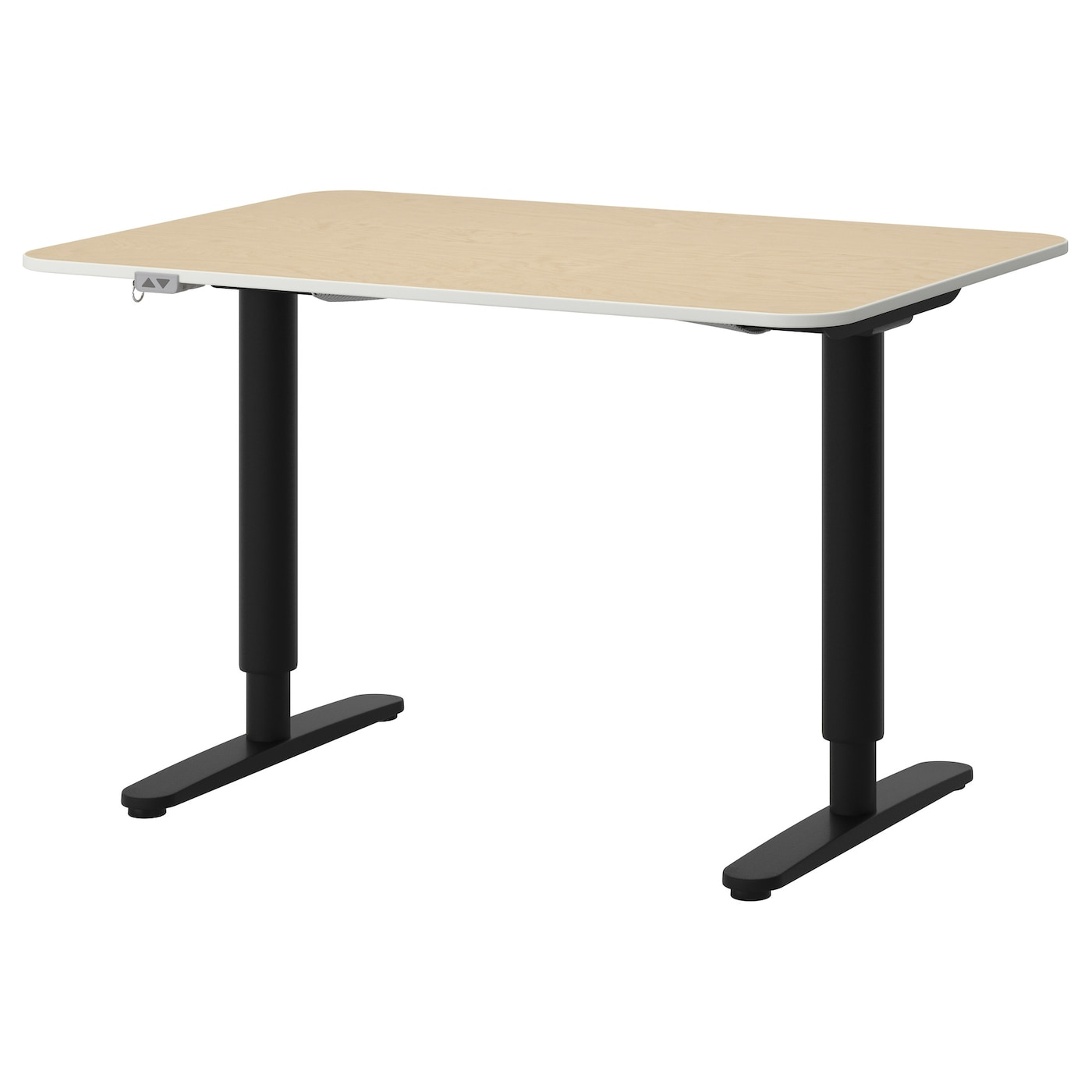 IKEA BEKANT desk sit/stand 10 year guarantee. Read about the terms in the