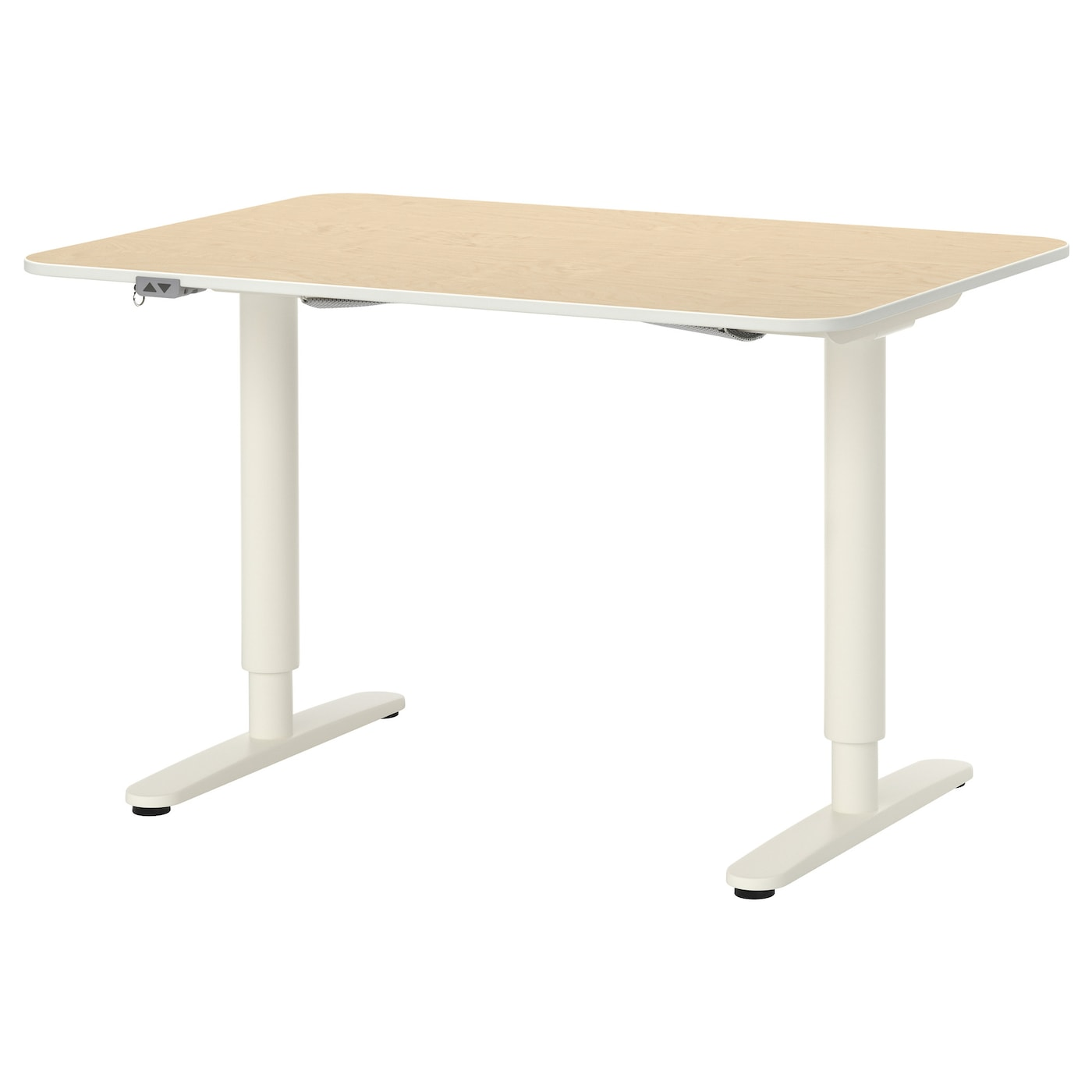 ikea bekant desk sit stand 10 year guarantee read about the terms in