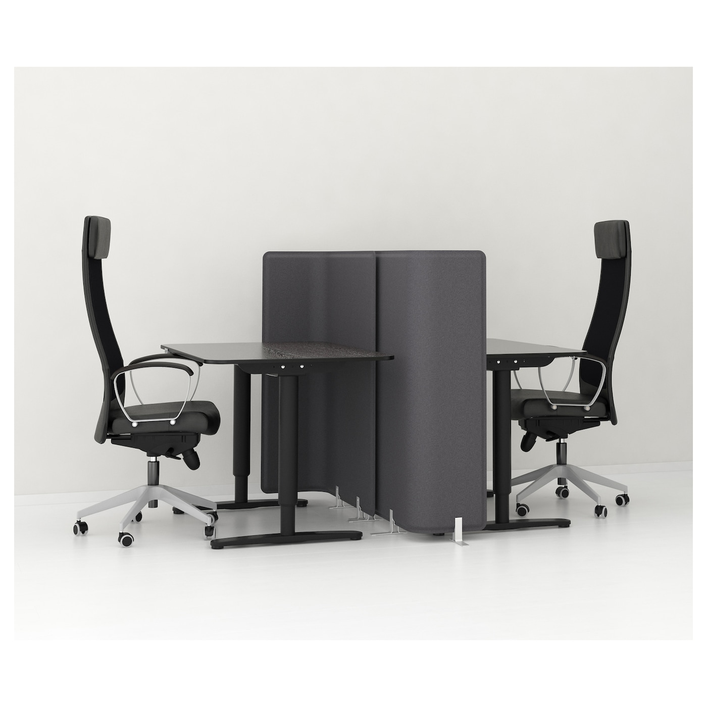 bekant desk sit stand black brown black 120 x 80 cm ikea. Black Bedroom Furniture Sets. Home Design Ideas