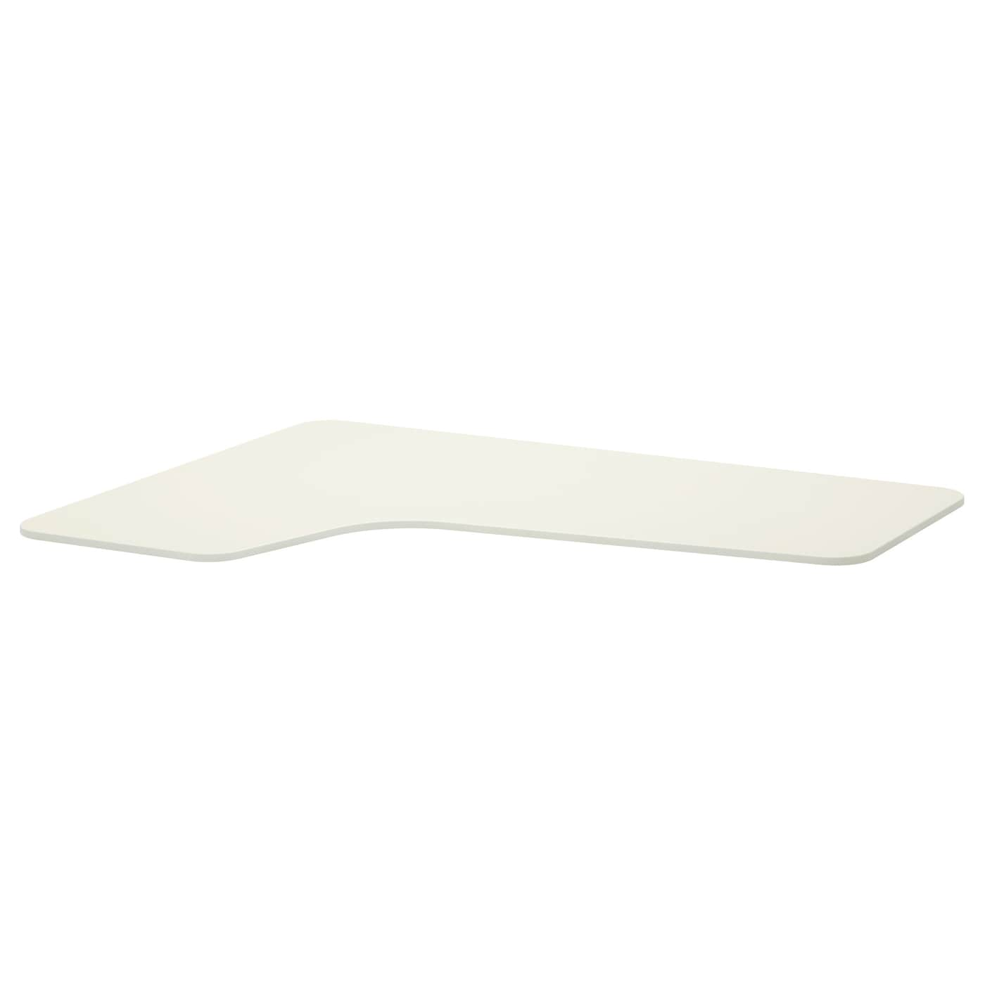 IKEA BEKANT left-hand corner table top