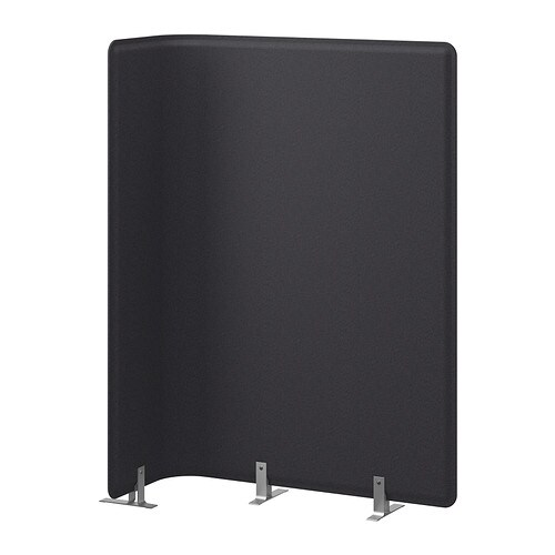 ikea office dividers. IKEA BEKANT Screen For Desk Holds Pins; Also Serves As Notice Board. Ikea Office Dividers F