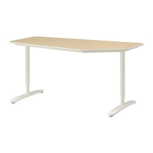 BEKANT 5-sided desk IKEA 10 year guarantee.   Read about the terms in the guarantee brochure.