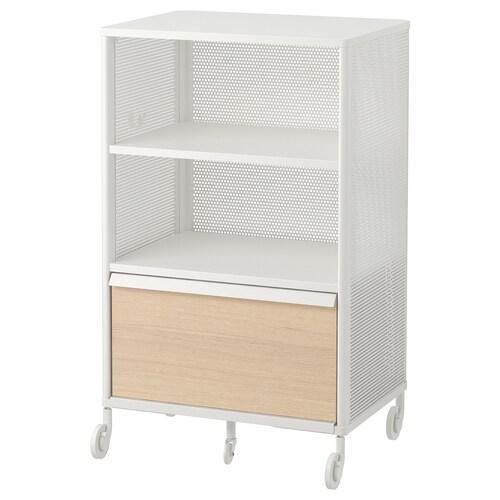 IKEA BEKANT Storage unit on castors