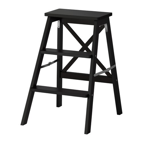 bekv m stepladder 3 steps ikea. Black Bedroom Furniture Sets. Home Design Ideas
