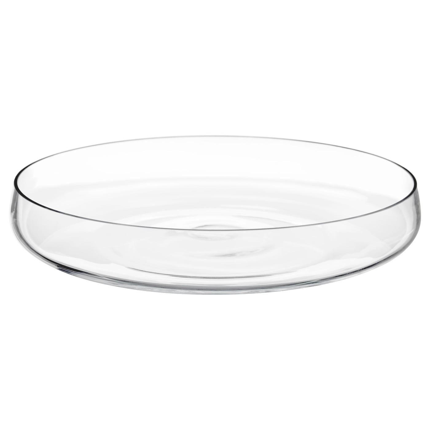 IKEA BERÄKNA bowl The glass bowl is mouth blown by a skilled craftsperson.