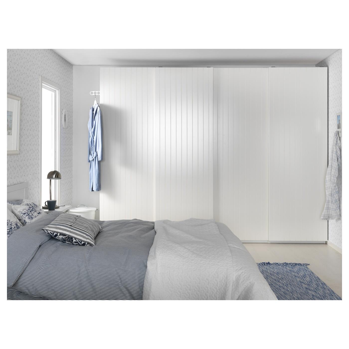 IKEA BERGSFJORD pair of sliding doors  sc 1 st  Ikea & BERGSFJORD Pair of sliding doors White 150x236 cm - IKEA pezcame.com