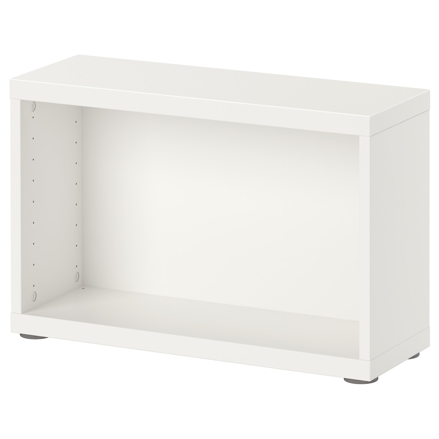 IKEA BESTÅ frame If you want to organise inside you can complement with BESTÅ interior fittings.