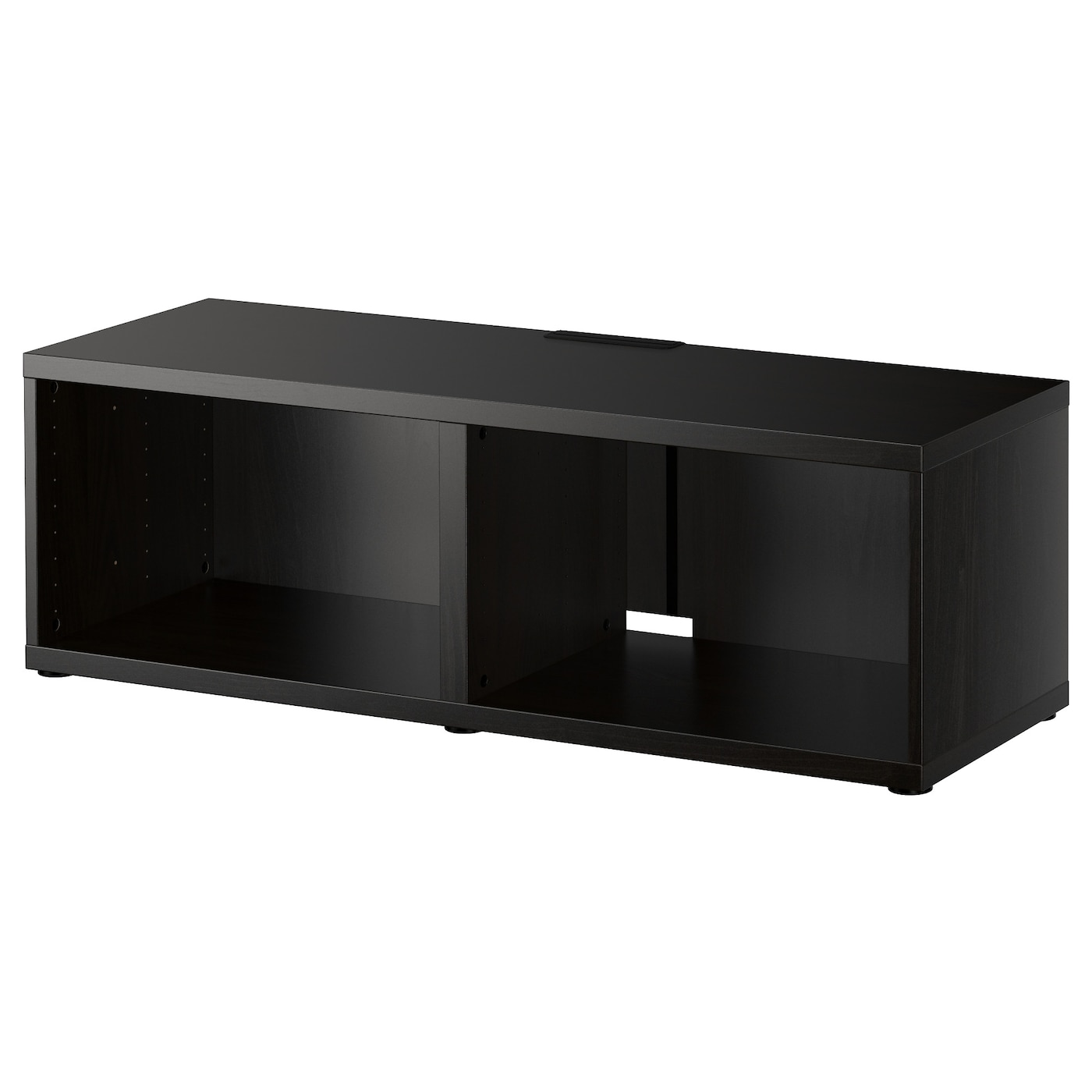 Best Tv Bench Black Brown 120x40x38 Cm Ikea