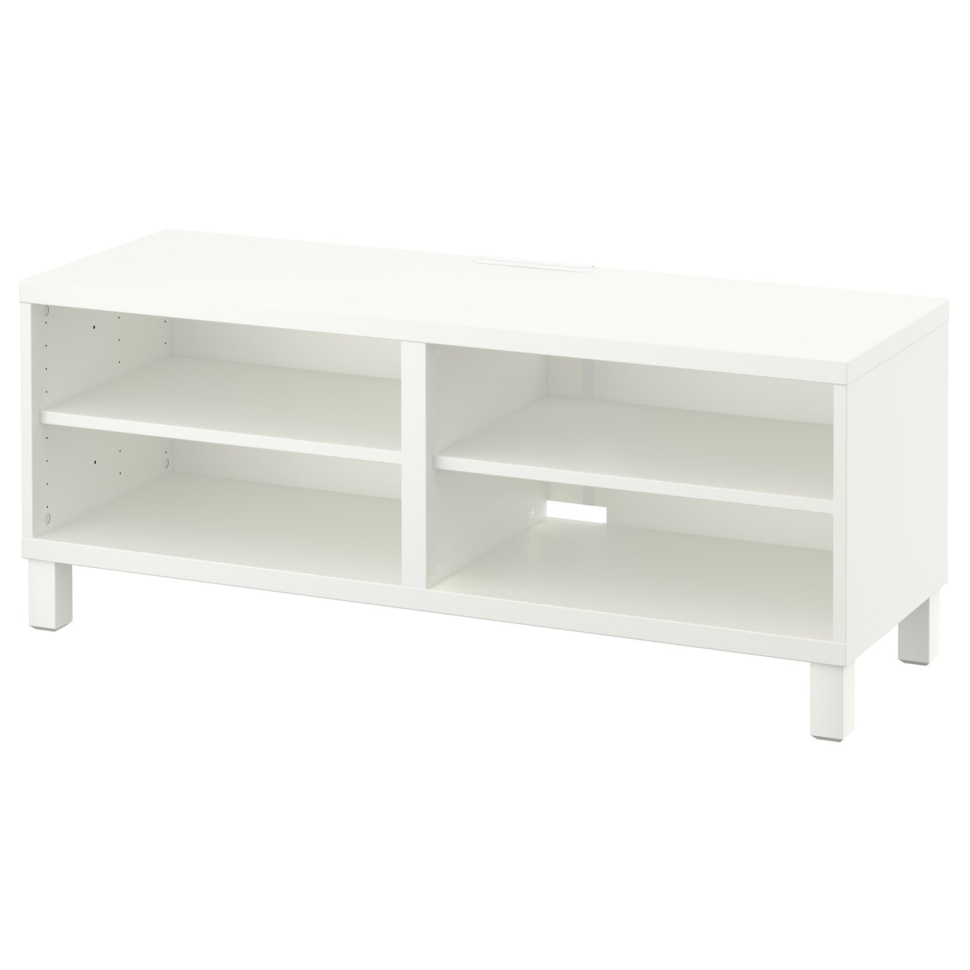 IKEA BEST TV Bench The Cable Outlet At Back Makes It Easy To Gather And
