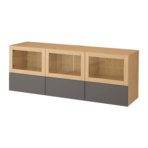 Best Tv Bench With Doors And Drawers Oak Effect