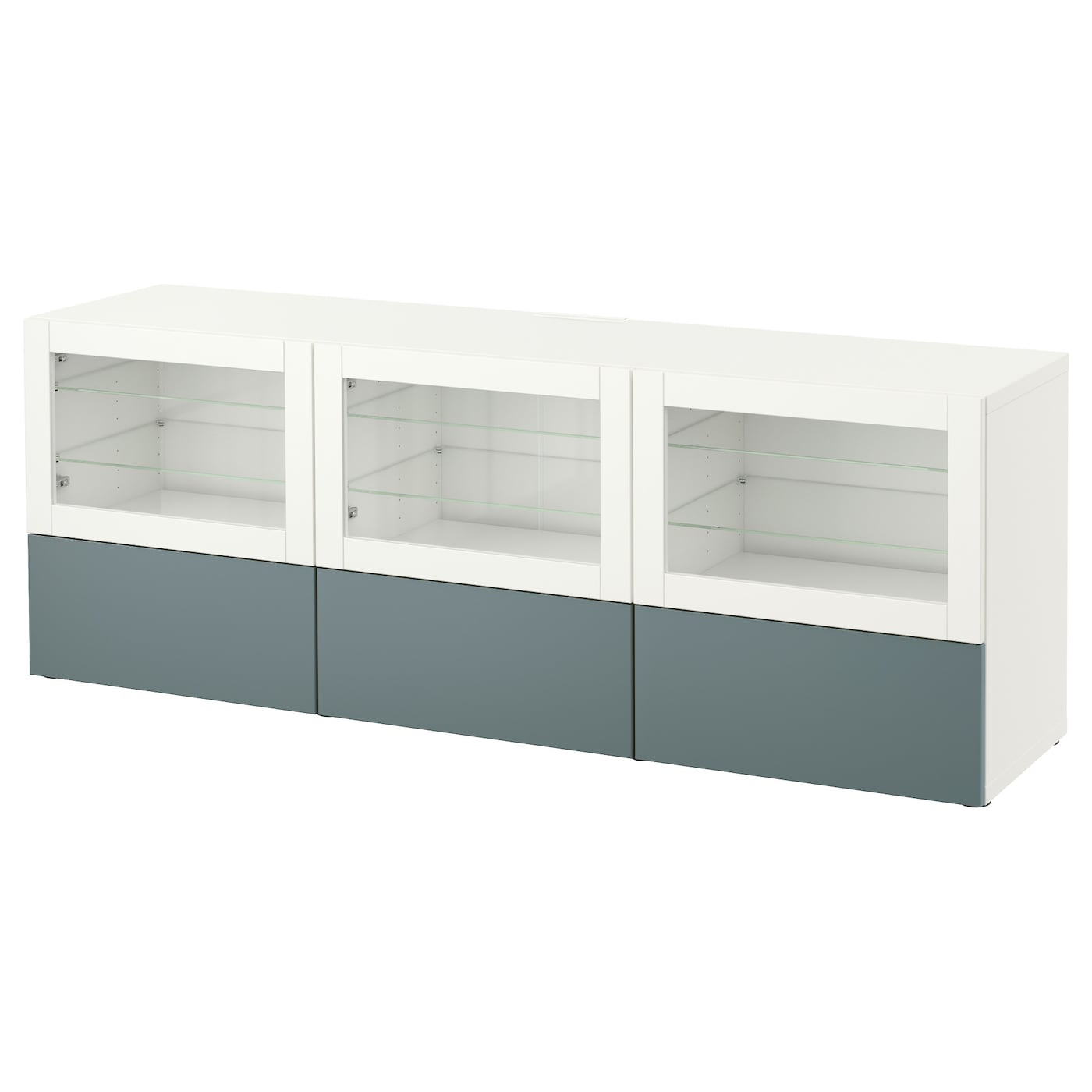 best tv bench with doors and drawers white valviken grey. Black Bedroom Furniture Sets. Home Design Ideas