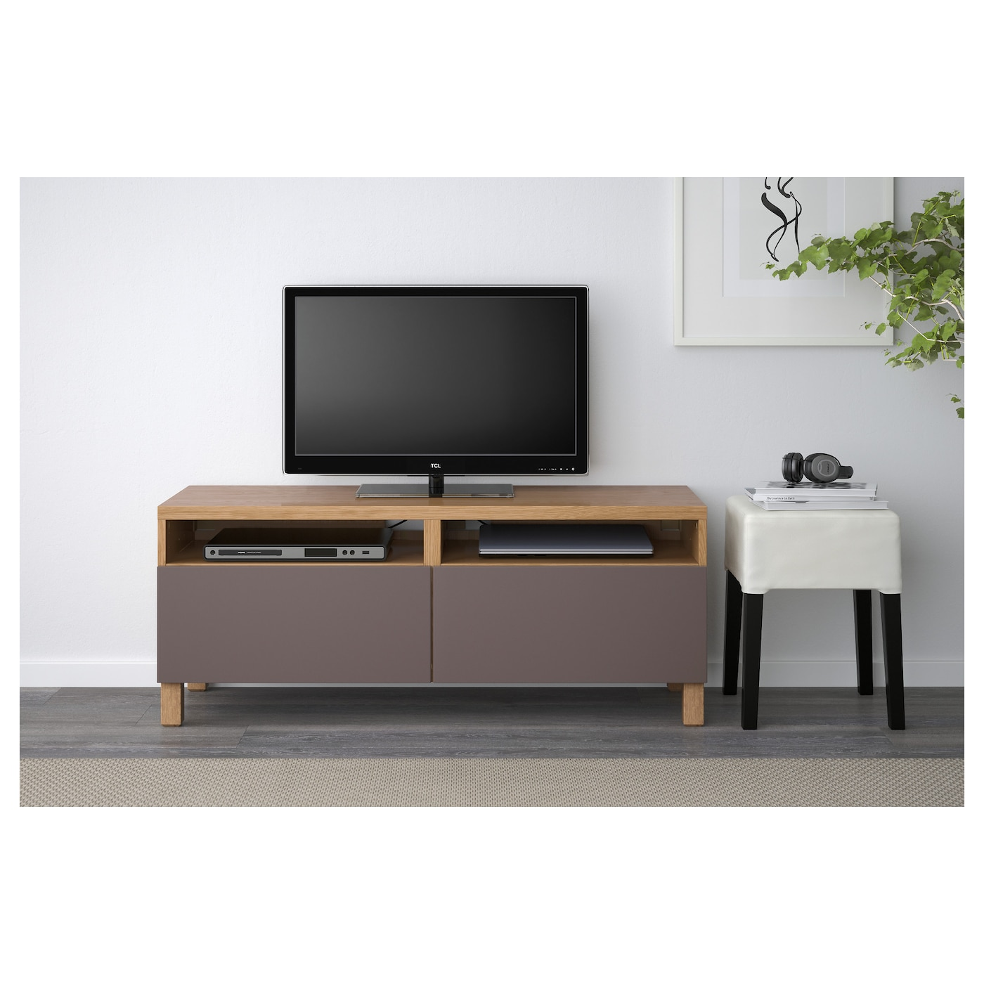 Ikea Best Tv Bench With Drawers