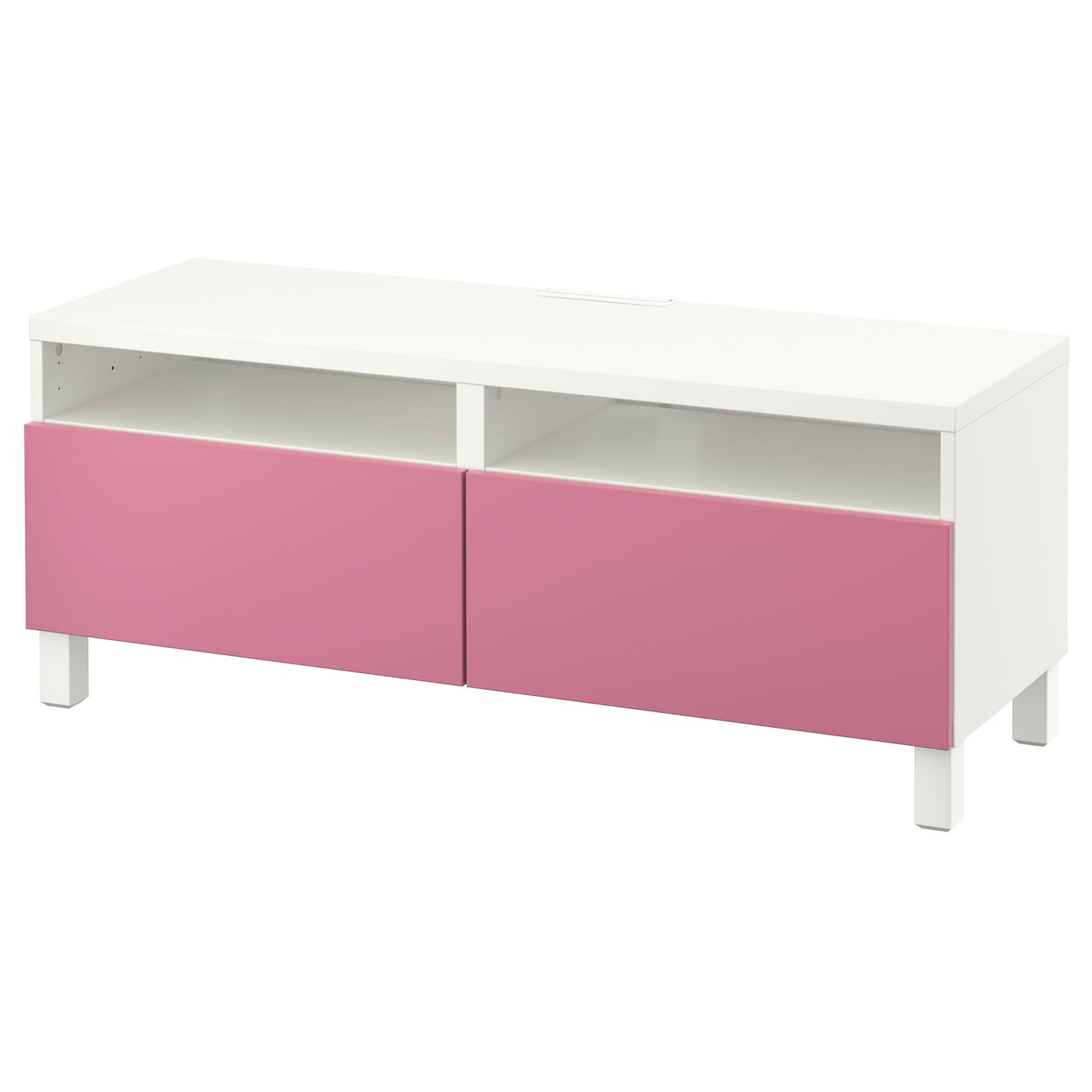 Best Tv Bench With Drawers White Lappviken Pink 120x40x48 Cm Ikea