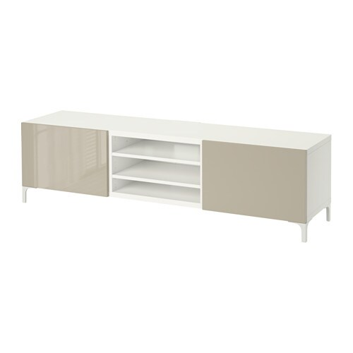 AuBergewohnlich IKEA BESTÅ TV Bench With Drawers