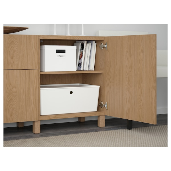 IKEA BESTÅ Storage combination with drawers