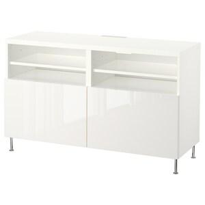 Colour: White/selsviken/stallarp high-gloss/white.