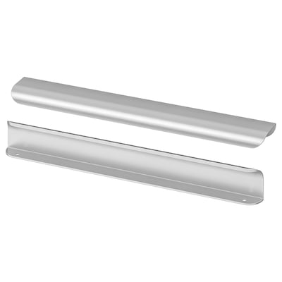 BILLSBRO Handle, stainless steel colour, 320 mm