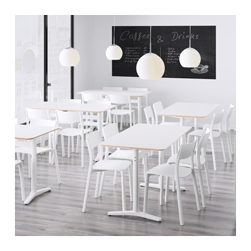 billsta table white white 130x70 cm ikea. Black Bedroom Furniture Sets. Home Design Ideas