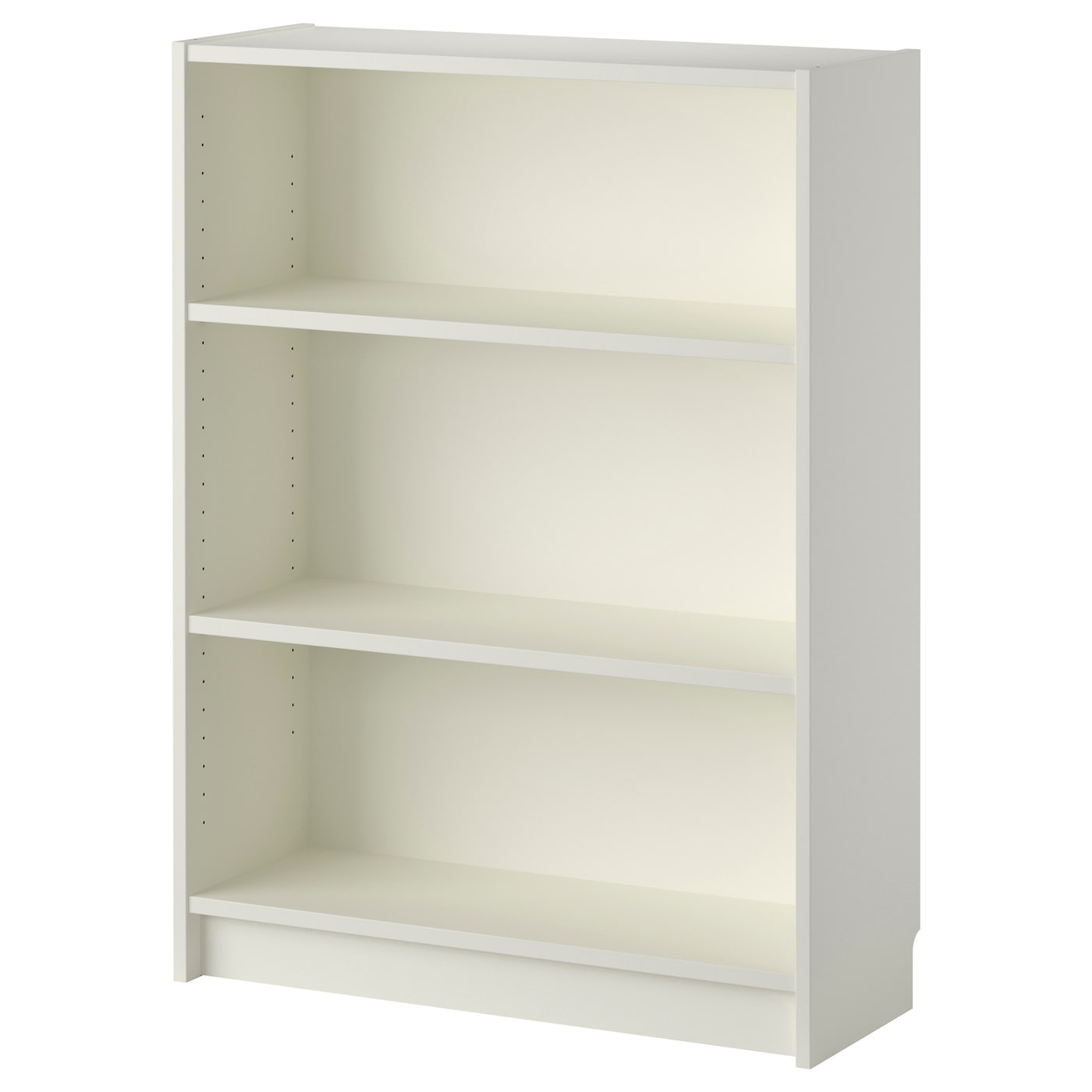 Billy Bookcase White 80x28x106 Cm Ikea Dvd Rack Shelf Discontinued