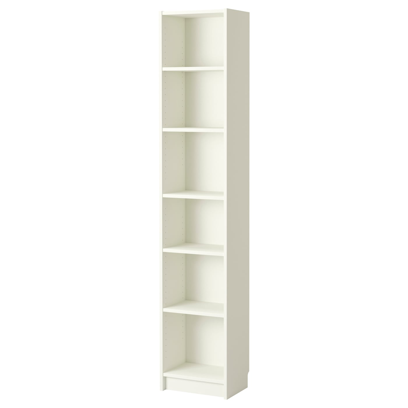 Billy bookcase white 40x28x202 cm ikea for Meuble 5 cases ikea