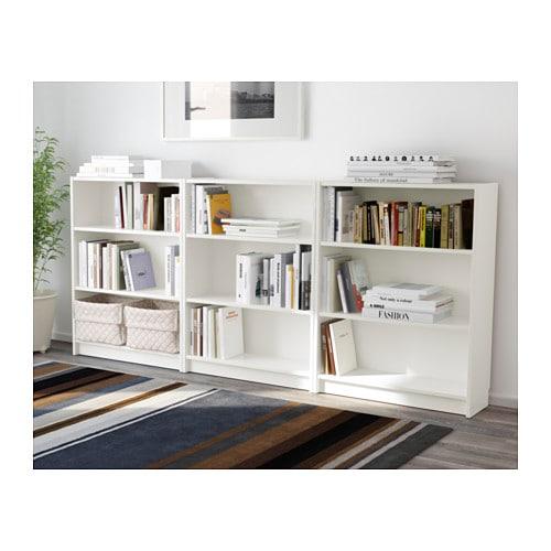 billy bookcase white 240x106x28 cm ikea. Black Bedroom Furniture Sets. Home Design Ideas