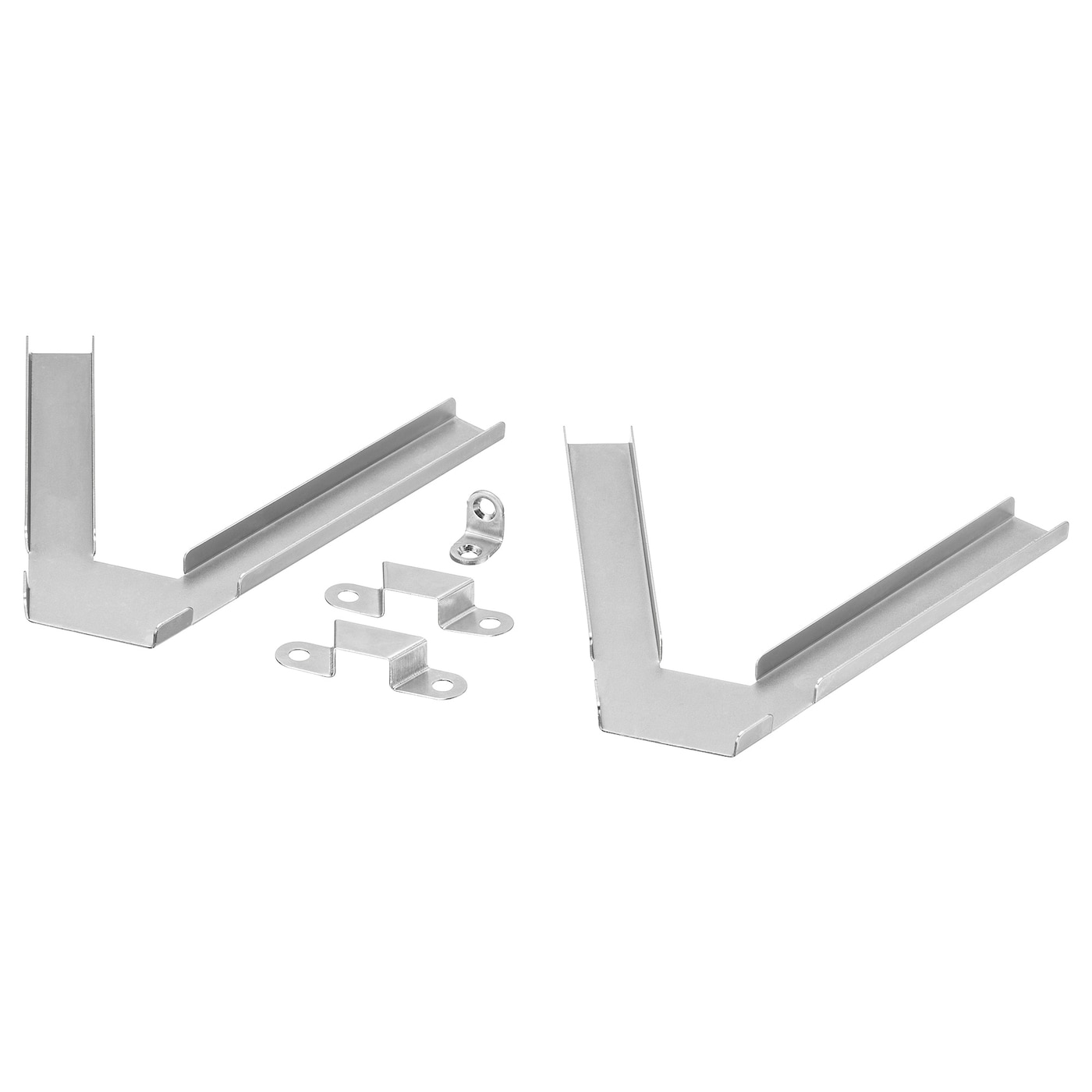 IKEA BILLY corner fittings