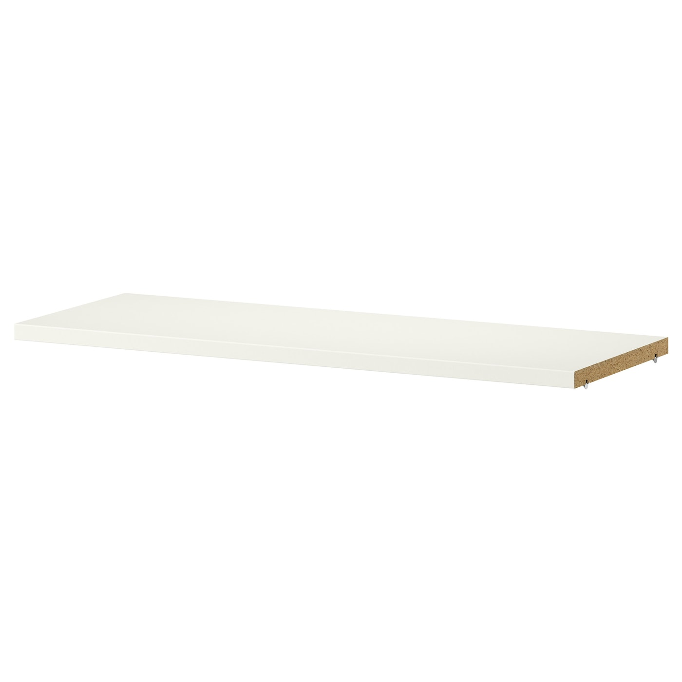 Minnen Toddler Bed From Ikea ~ BILLY Extra shelf White 76×26 cm  IKEA