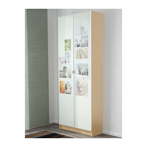 Ikea Aspelund Wardrobe Inside ~ IKEA BILLY MORLIDEN bookcase Surface made from natural wood veneer