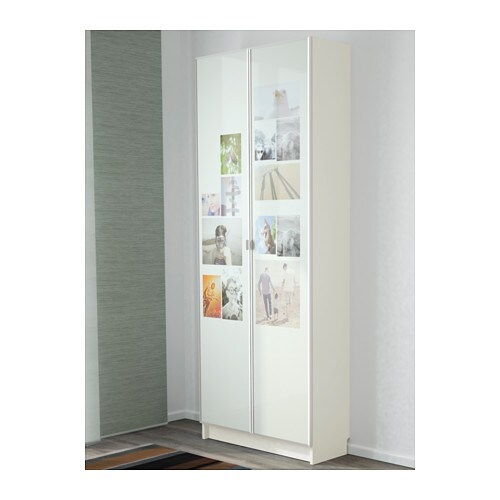 billy morliden bookcase white 80x202x30 cm ikea. Black Bedroom Furniture Sets. Home Design Ideas
