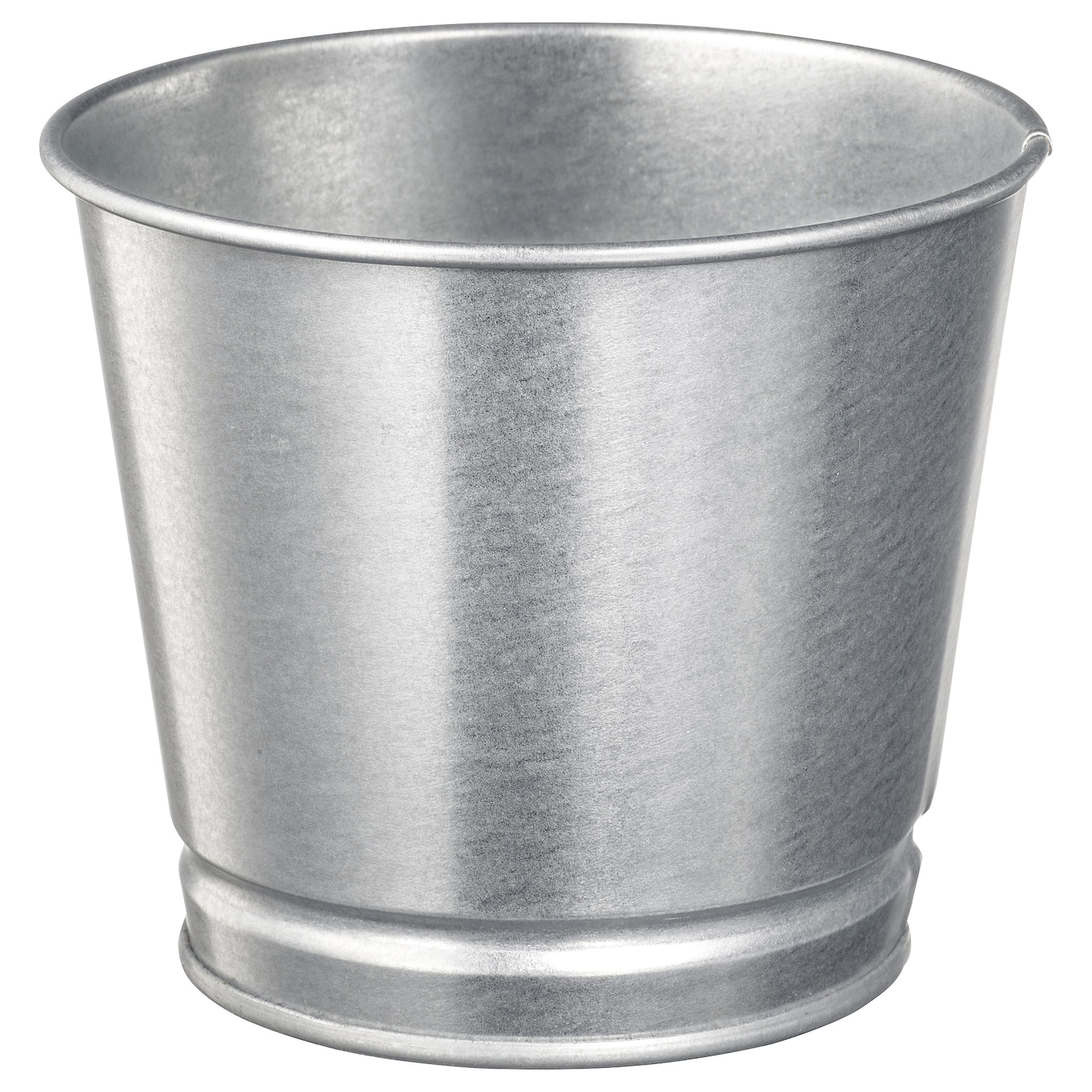 IKEA BINTJE plant pot The plant pot is galvanised to protect against corrosion.