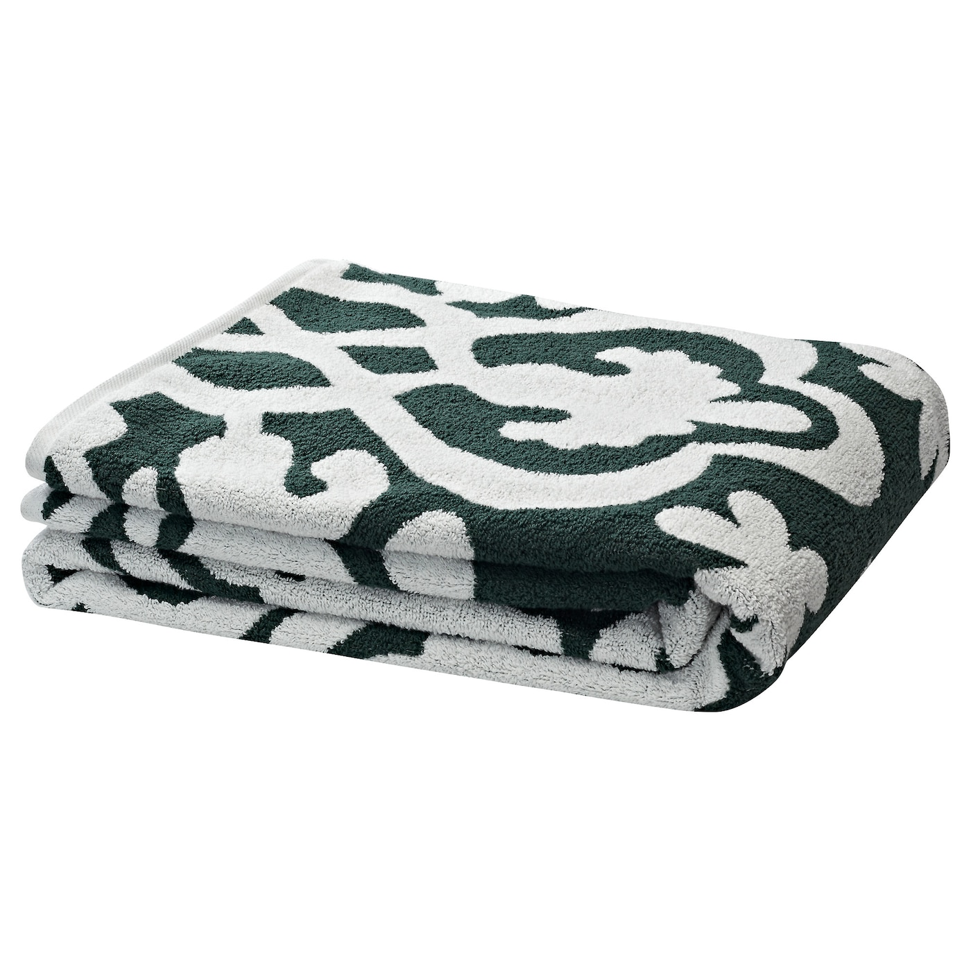 IKEA BLÄDJAN bath sheet The long, fine fibres of combed cotton create a soft and durable towel.