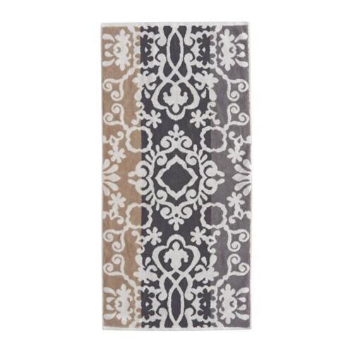 Bl djan bath towel multicolour 70x140 cm ikea for Table 70x140