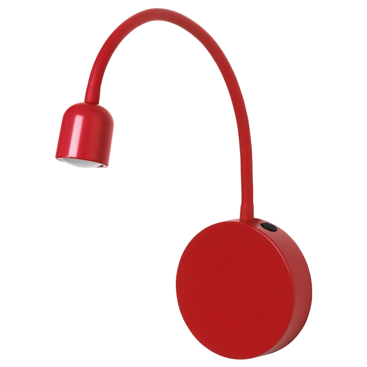 Wall Lamps Battery Operated : BLaVIK LED wall lamp Battery-operated red - IKEA