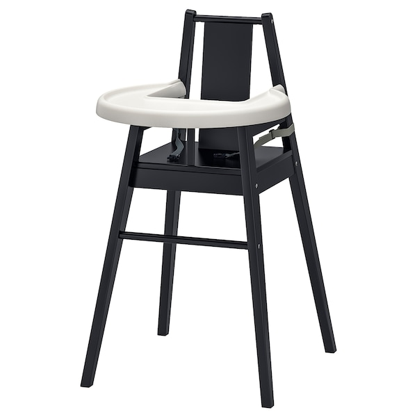IKEA BLÅMES Highchair with tray