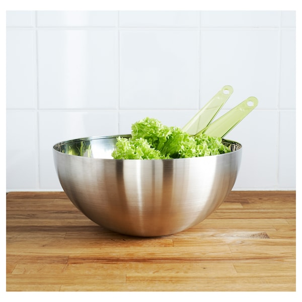 BLANDA BLANK serving bowl stainless steel 9 cm 20 cm