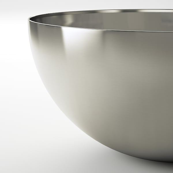 BLANDA BLANK serving bowl stainless steel 13 cm 28 cm