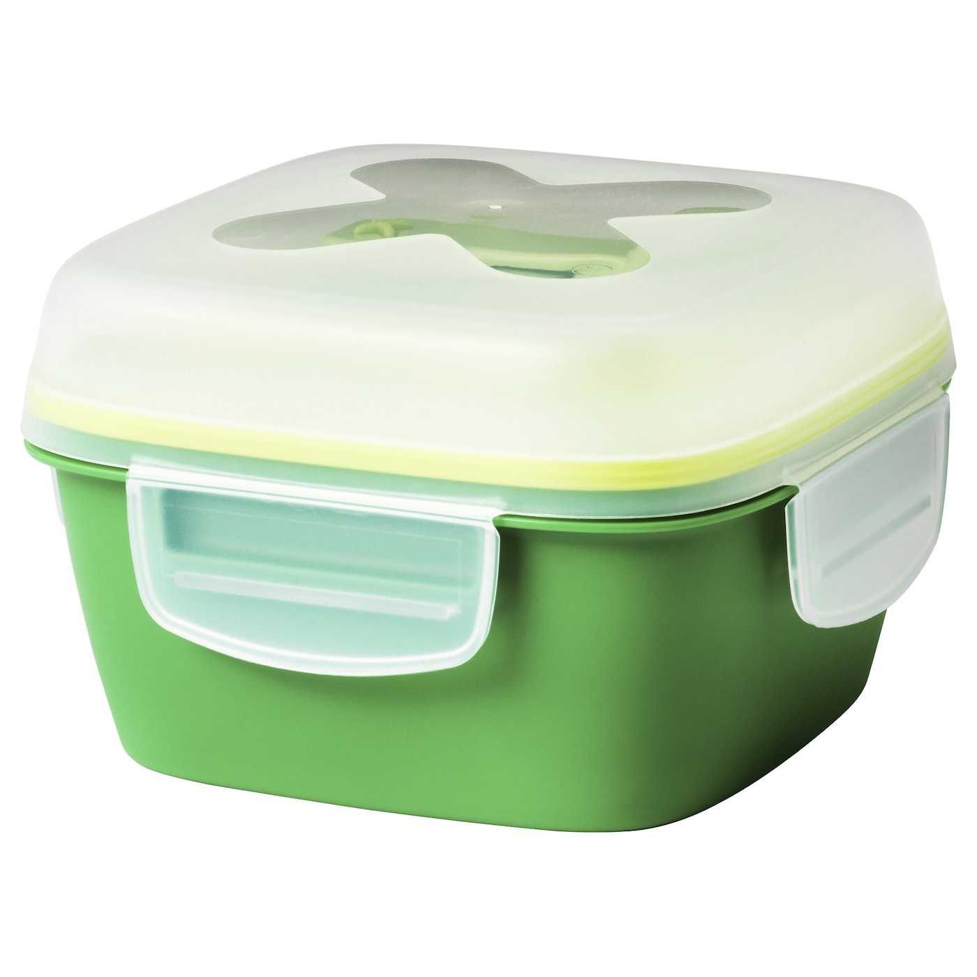 IKEA BLANDNING lunch box for salad