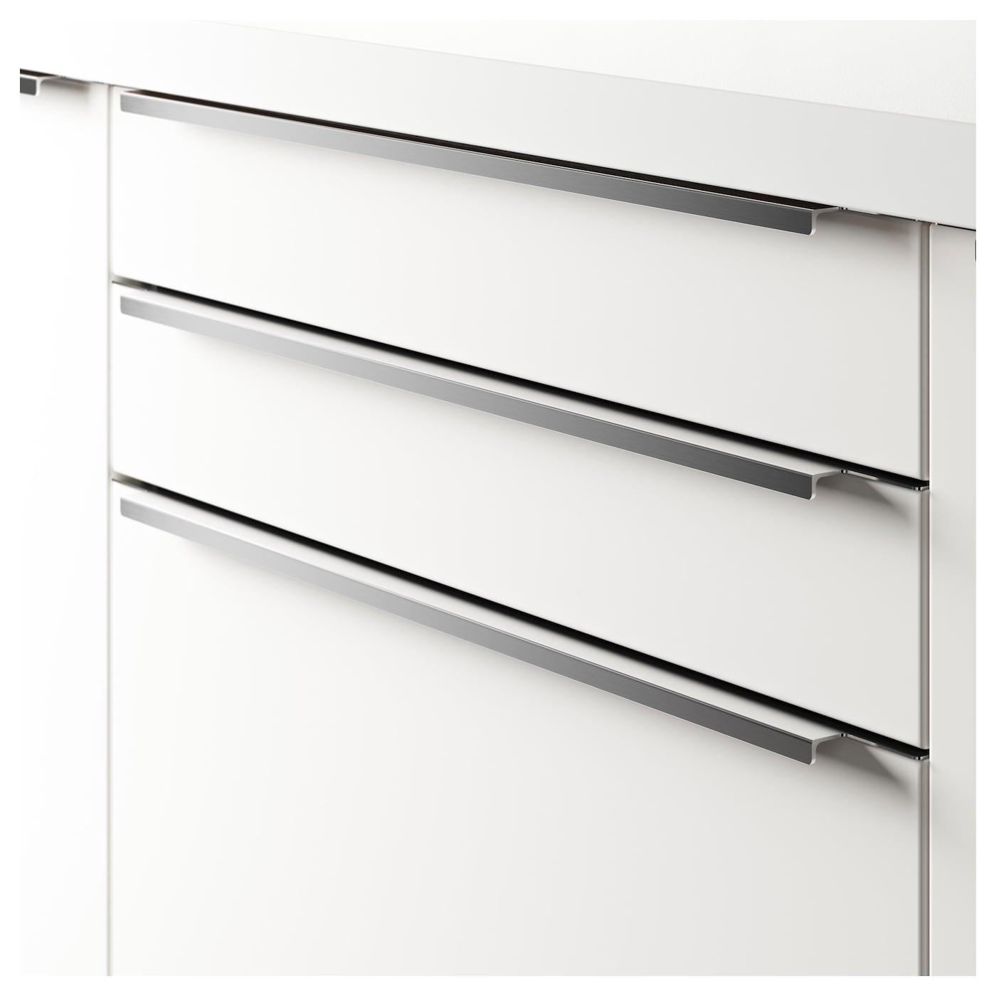 blankett handle aluminium 595 mm ikea. Black Bedroom Furniture Sets. Home Design Ideas