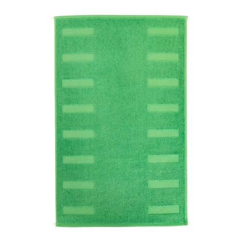 IKEA BLANKSJÖN bath mat Soft terry bath mat with high absorption capacity (weight 900 g/m²).