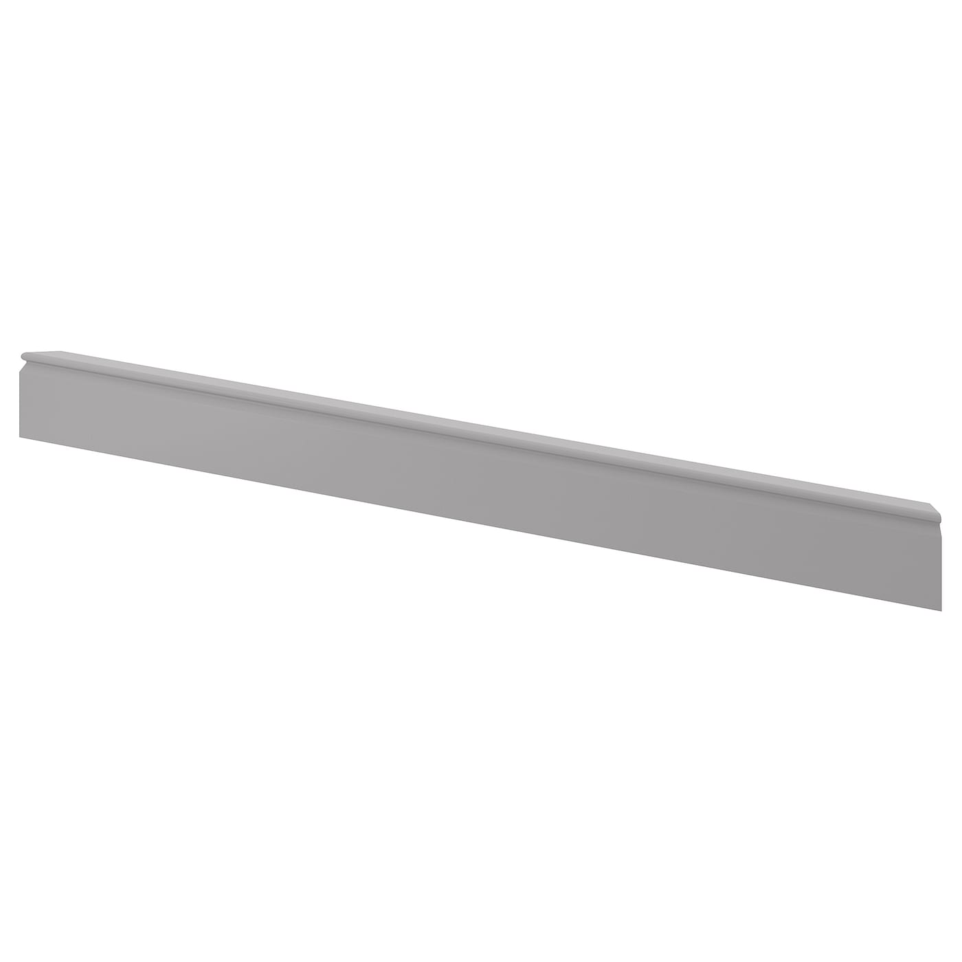 IKEA BODBYN decorative plinth 25 year guarantee. Read about the terms in the guarantee brochure.